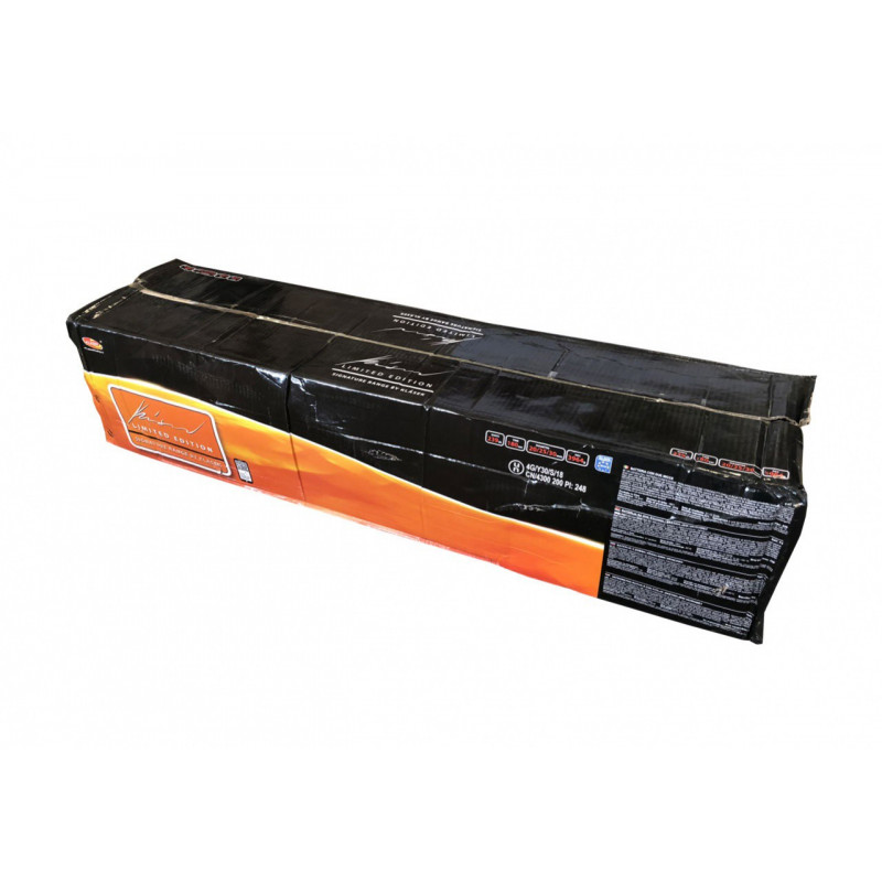 Sestavený ohňostroj SIGNATURE RANGE BEST MIX 239 ran 20/30mm