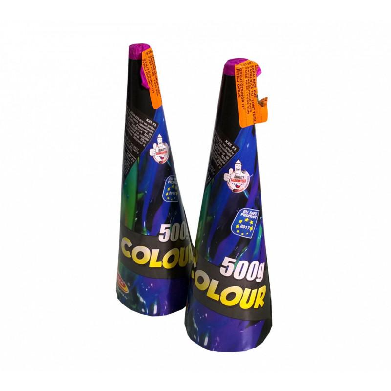 Vulkán COLOUR 500g 2ks