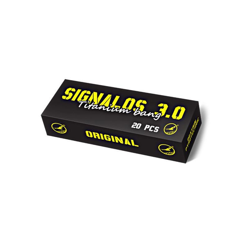 Petardy SIGNALOS 3.0 20ks
