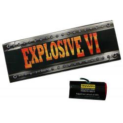 Petardy EXPLOSIVE VI 6ks