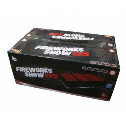 Sestavený ohňostroj FIREWORKS SHOW 175 ran 30/50mm