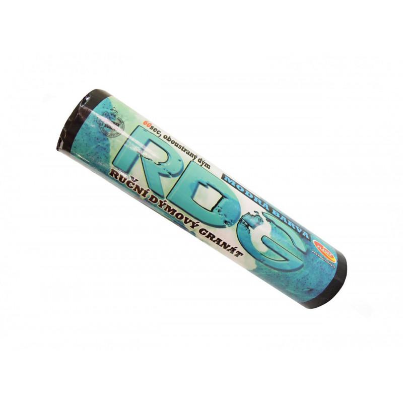 Dýmovnice RDG 3 modrá