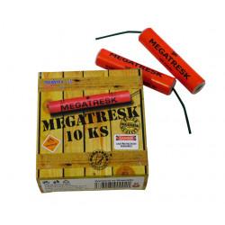 Petardy MEGATRESK s knotem 10ks