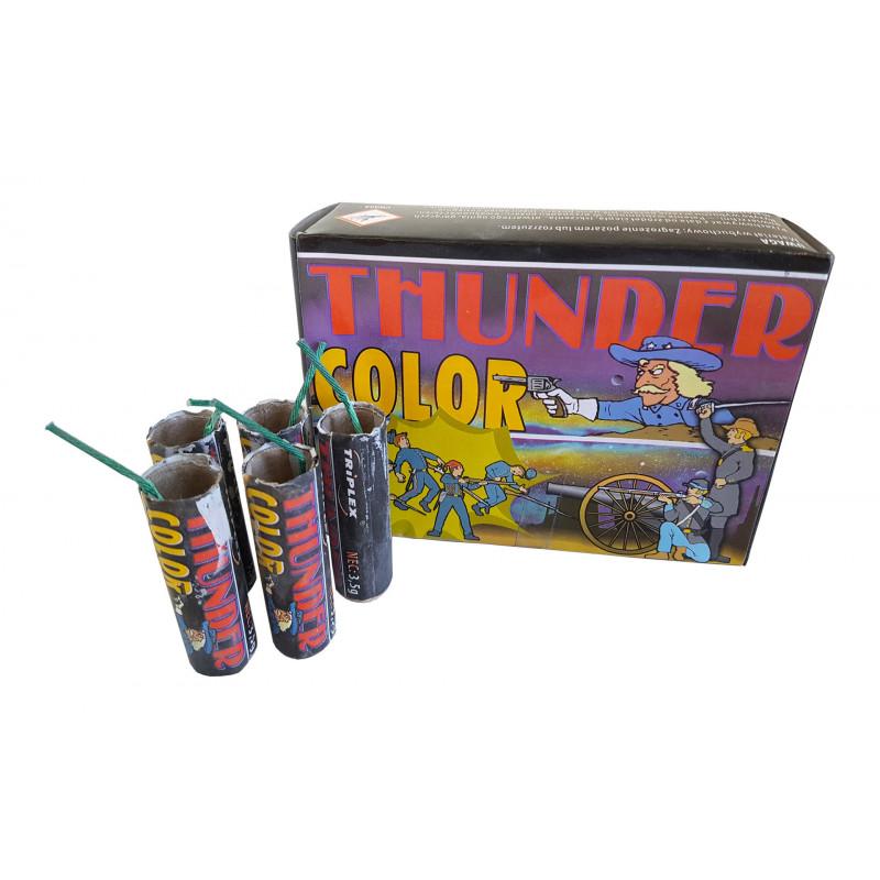Petardy THUNDER COLOR 20ks