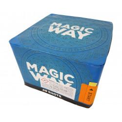 Kompaktní ohňostroj MAGIC...