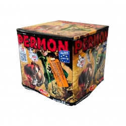 Kompaktní ohňostroj PERMON...