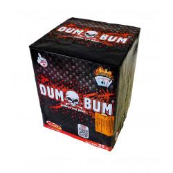 Kompaktní ohňostroj DUMBUM...