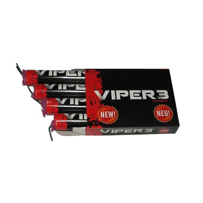 Petardy VIPER 3 4ks