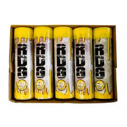 Dýmovnice RDG trhací ŽLUTÁ 5ks