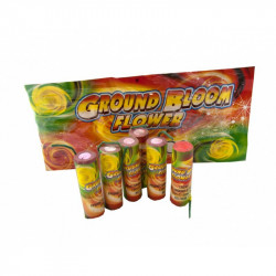 Dětská pyrotechnika GROUND BLOOM FLOWER 6ks
