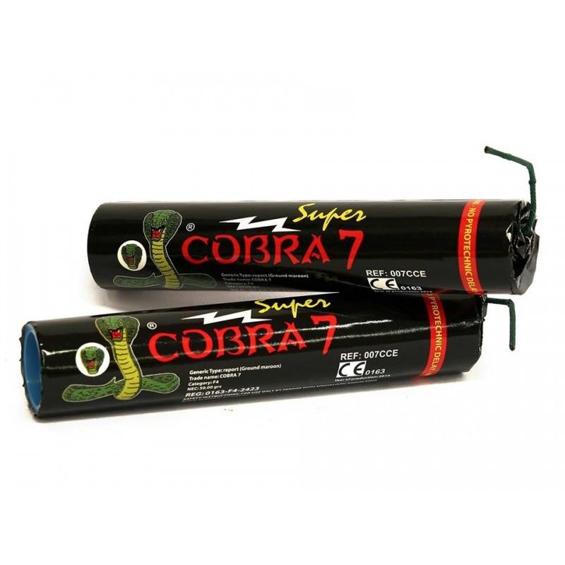 Petardy COBRA 7 2ks