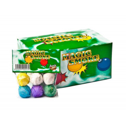 Dýmovnice MAGIC SMOKE BALL 6ks